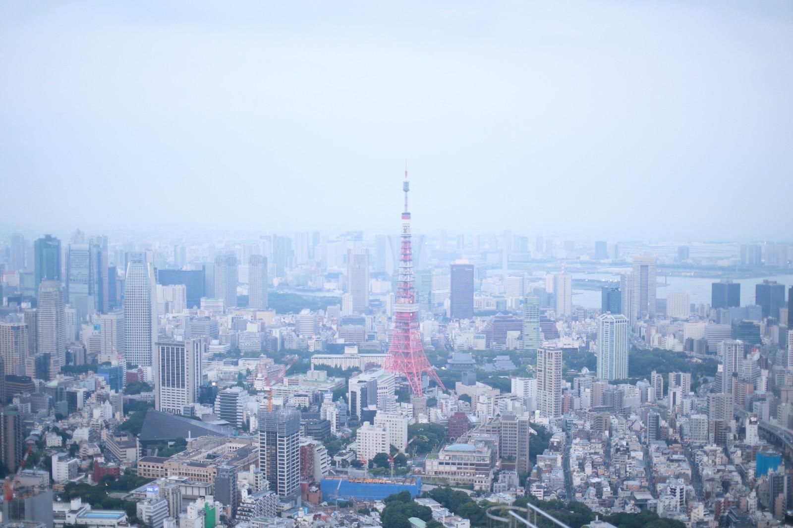 東京 梅雨明け